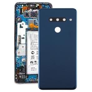 Batterij achtercover voor LG G8s ThinQ (blauw)