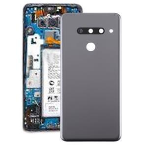 Batterij achtercover voor LG G8s ThinQ (zilver)