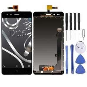 LCD Screen and Digitizer Full Assembly for BQ Aquaris X5(Black)