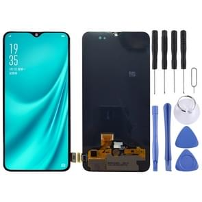 LCD Screen and Digitizer Full Assembly for OPPO R15X (Black)