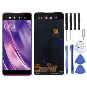 Back LCD Screen and Digitizer Full Assembly for Vivo NEX Dual Display