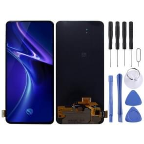 LCD Screen and Digitizer Full Assembly for Vivo X27 Pro(Black)