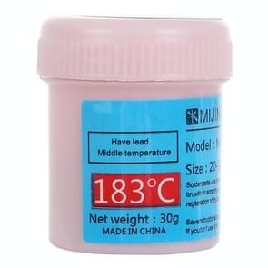 MIJING 30g Middle Temperature Solder Paste (Pink)