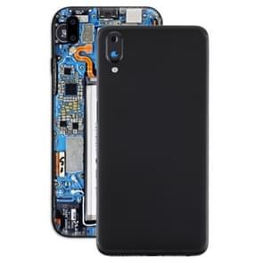 Batterij achtercover met camera lens voor Meizu E3 (zwart)