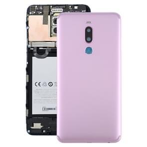 Batterij achtercover met camera lens voor Meizu Note 8 (paars)