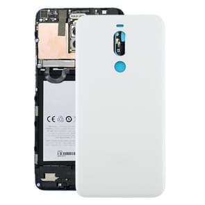 Achterklep batterij voor Meizu X8 (wit)