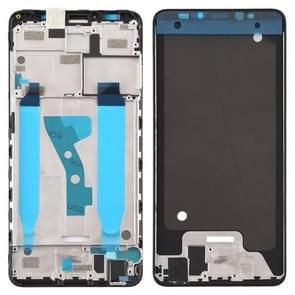 Front Housing LCD Frame Bezel Plate for Meizu V8 (Black)