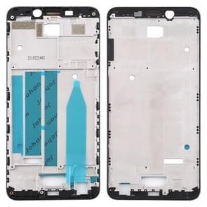 Front Housing LCD Frame Bezel Plate for Meizu M6s M712H M712Q(Black)
