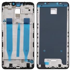 Front Housing LCD Frame Bezel Plate for Meizu Note 8(Black)