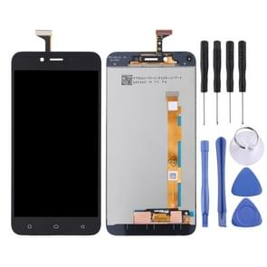 LCD Screen and Digitizer Full Assembly for OPPO A71(Black)