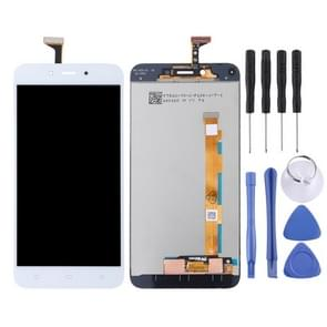 LCD Screen and Digitizer Full Assembly for OPPO A71(White)