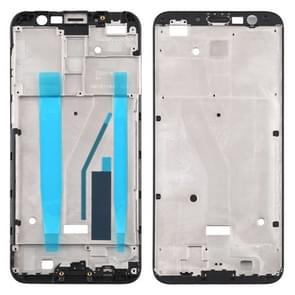 Front Housing LCD Frame Bezel Plate for Meizu M6T M811Q(Black)