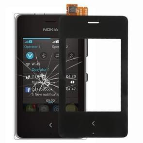 Touch paneel voor Nokia 500(Black)