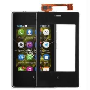 Touch paneel voor Nokia Asha 503(Black)
