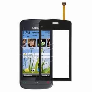 Touch paneel voor Nokia C5(Black)