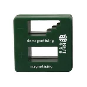 BEST-016 magnetiseur Demagnetizer Tool(Green)