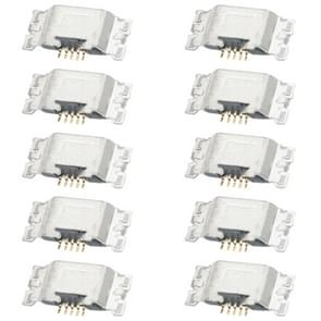 10 PCS Charging Port Connector for Motorola Moto G5S Plus