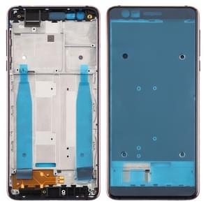 Lcd-framebezelplaat aan de voorzijde voor Nokia 3.1 TA-1049 TA-1057 TA-1063 TA-1070 (Blauw)