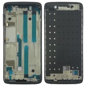 Voorzijde huisvesting LCD Frame Bezel voor Blackberry DTEK50 (zwart)
