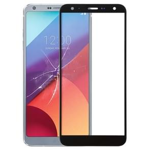 Front Screen Outer Glass Lens for LG G6 H870 H870DS H873 H872 LS993 VS998 US997(Black)
