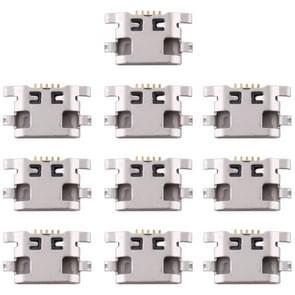 10 STKS Oplaadpoort connector voor Meizu V8