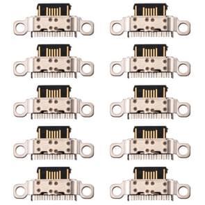 10 STKS Oplaadpoort connector voor Meizu 16X