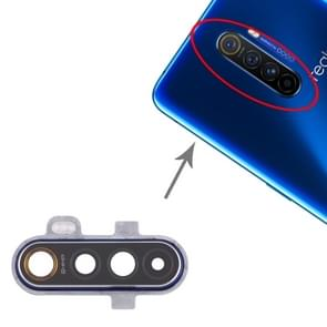 10 PCS Camera Lens Cover for OPPO Realme X2 Pro (Blue)