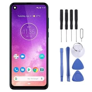 LCD Screen and Digitizer Full Assembly for Motorola One Vision