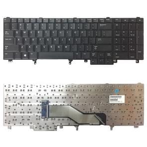Amerikaanse versie toetsenbord voor Dell Latitude E6520 E6530 E6540 E5520 E5520M E5530