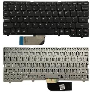 US Version Keyboard for Lenovo ideapad 100S 100S-11IBY(Black)