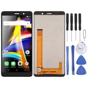 LCD Screen and Digitizer Full Assembly for BQ BQ-5508L Next LTE