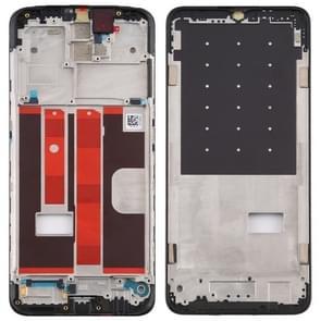 Front Housing LCD Frame Bezel Plate for OPPO A11 (Black)