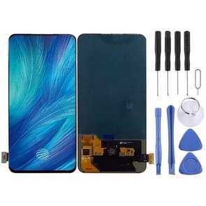 LCD-scherm en digitizer volledige assemblage voor Vivo S1 Pro / V15 Pro (Zwart)
