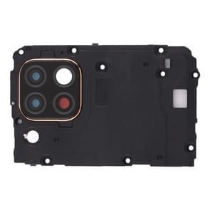 Moederbord frame bezel voor Huawei P40 Lite (Zwart)