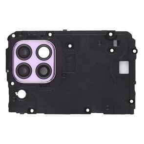 Moederbord Frame Bezel voor Huawei P40 Lite (Roze)