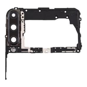 Moederbord Frame Bezel voor Huawei P40 Lite E (Zwart)
