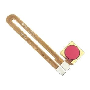 Fingerprint Sensor / Home Button Flex Cable for OnePlus 5T (Red)