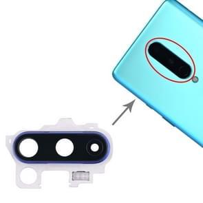 Cameralenshoes voor OnePlus 8(Blauw)