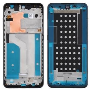 Middenframebezelplaat voor Nokia 7.2 / 6.2 / TA-1196 TA-1198 TA-1200 TA-1187 TA-1201 (Zwart)
