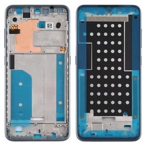 Middenframebezelplaat voor Nokia 7.2 / 6.2 / TA-1196 TA-1198 TA-1200 TA-1187 TA-1201 (Zilver)