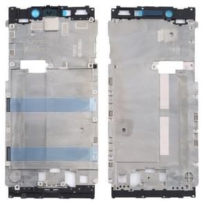 Middle Frame Bezel Plate voor Nokia 6.1 / 6 (2018) TA-1043 TA-1045 TA-1050 TA-1054 TA-1068 (Zwart)