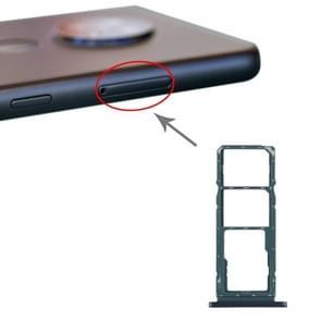 SIM-kaartlade + SIM-kaartlade + Micro SD-kaartlade voor Nokia 7.2 / 6.2 TA-1196 TA-1198 TA-1200 TA-1187 TA-1201(Groen)