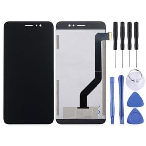 LCD Screen and Digitizer Full Assembly for Ulefone S8 Pro(Black)