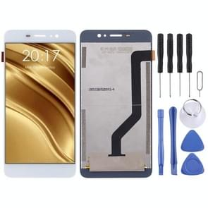 LCD Screen and Digitizer Full Assembly for Ulefone S8 Pro(White)