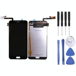 LCD Screen and Digitizer Full Assembly for Ulefone T1(Black)