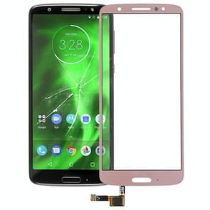 Touch Panel for Motorola Moto G6(Rose Gold)