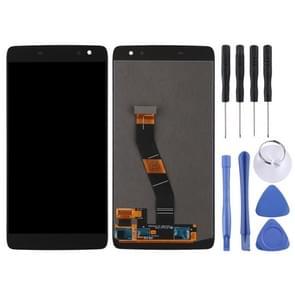 LCD-scherm en Digitizer voor BlackBerry DTEK60(Black)