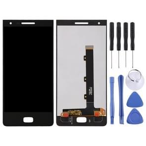 LCD-scherm en Digitizer voor BlackBerry Motion (zwart)
