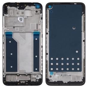 Middle Frame Bezel Plate voor LG Q61 (Zwart)