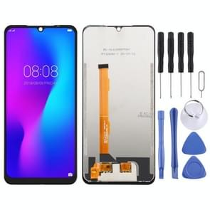 Touch Panel + LCD Full Assembly voor Doogee N20(Zwart)
